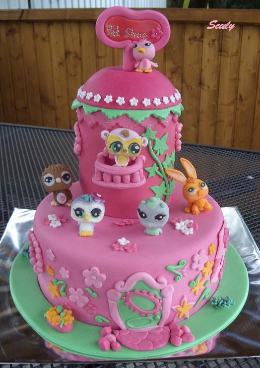 Put Image On Cake